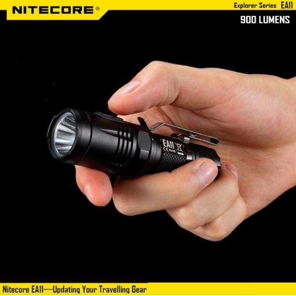 Nitecore EA11 900 ANSI Люмен!!!